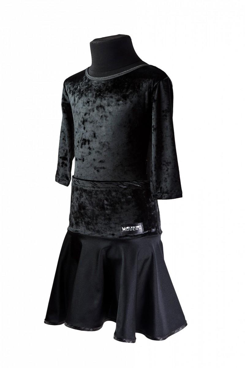 Футболка и юбка (бархат)
